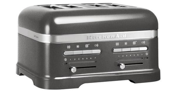 KitchenAid Artisan Broodrooster Tingrijs 4-slots
