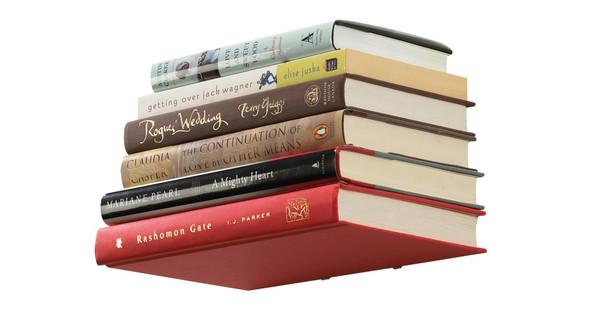 Boekenplank Met Boeken.Umbra Zwevende Boekenplank Wit Coolblue Voor 23 59u Morgen In Huis