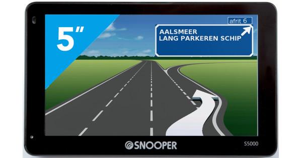Snooper S5000 + Adapt Dashboard Donut + Multi Autolader