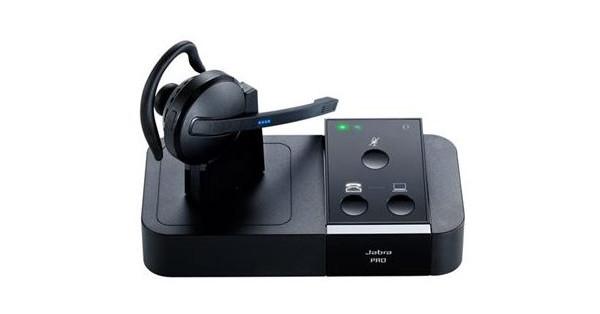 Office Headset + Hoornlifter