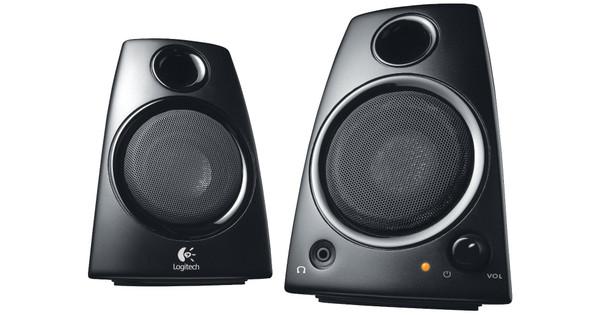 Logitech Z130 2.0 Speakersysteem + Bluetooth Adapter