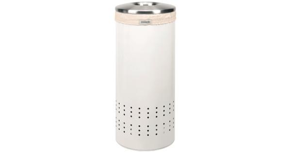 Brabantia Wasmand 30 Liter.Brabantia Wasbox 30 Liter Wit