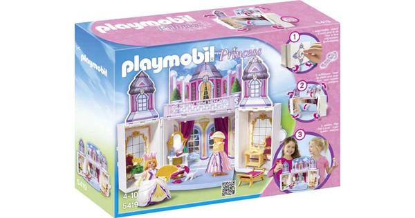 laag geprijsd releasedatum informatie vrijgeven op Playmobil Speelbox prinsessenprieel 5419