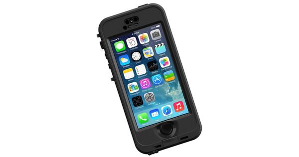 reputable site 5dd90 e857b Lifeproof Apple iPhone 5/5S/SE Nuud Zwart