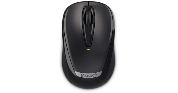Microsoft Wireless Mobile Mouse 3000 + Muismat