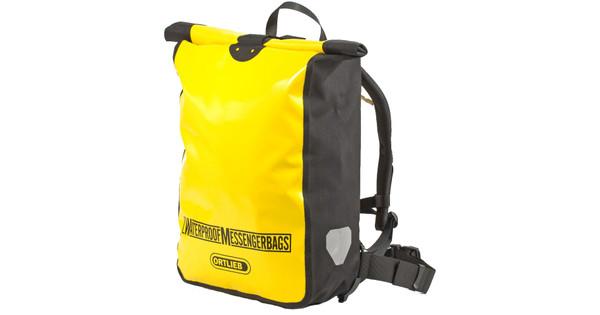 Ortlieb Messenger Bag Geel
