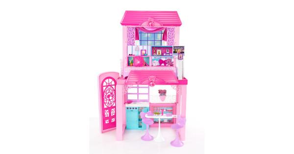 Barbie Slaapkamer Inrichten : Barbie glam vakantiehuis coolblue alles voor een glimlach