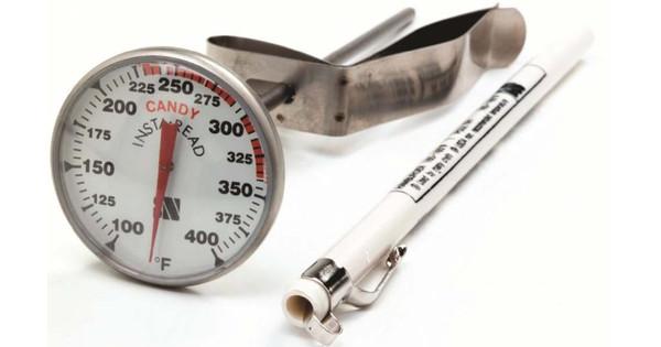 CDN Suiker/Frituurthermometer