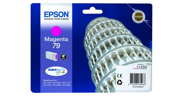 Epson 79 Cartridge Magenta C13T79134010