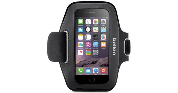 Belkin Sport-Fit Armband Apple iPhone 6/6s Zwart