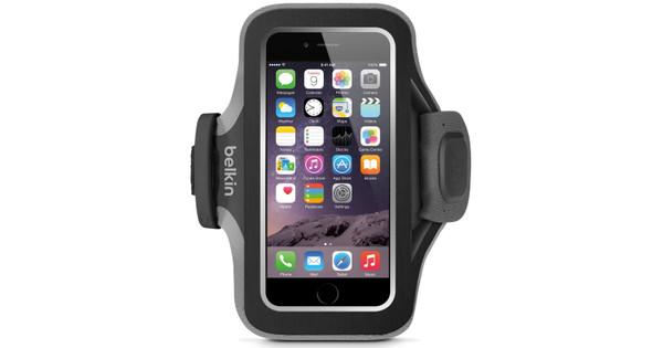 Belkin Slim-Fit Plus Armband Apple iPhone 6/6s Zwart
