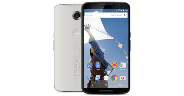 Motorola Nexus 6 64 GB Wit