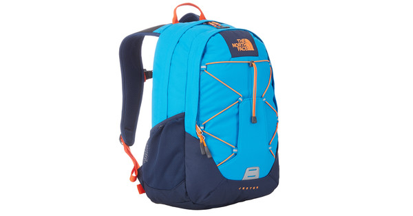 24a41c5034c The North Face Jester Quill Blue/Power Orange - Coolblue - Voor ...