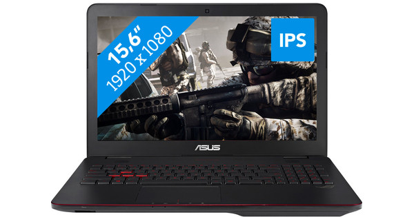Asus ROG G551JW-CN154H-BE Azerty