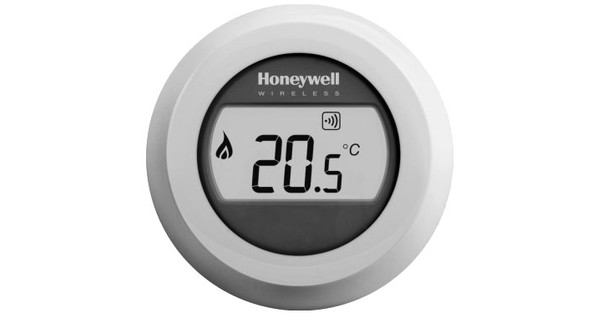 Honeywell Round Connected Wireless Aan/Uit (Batterij)