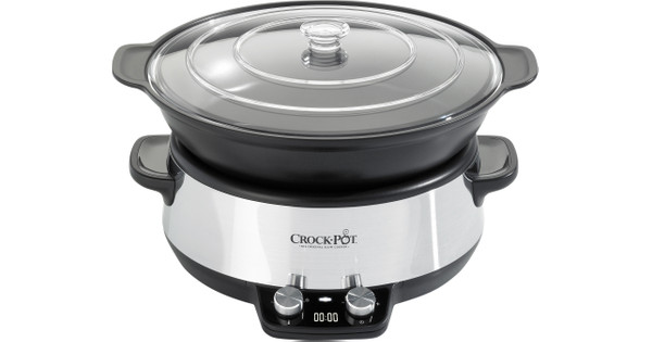 Crock-Pot Digital Sauté Slowcooker 6 L