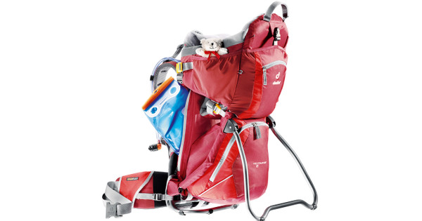 Deuter Kid Comfort II Cranberry/Fire