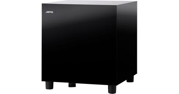 Jamo SUB 210 noir ultra brillant