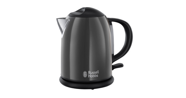 Russell Hobbs Colours Storm Grey Compact