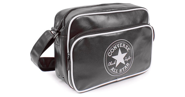 dab6ad81f6f Converse Pocketed Reporter Retro Converse Black/Mouse - S - Coolblue ...