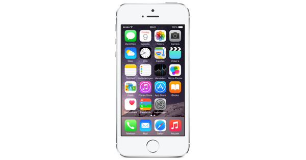 Apple iPhone 5S 16Go Reconditionné Argent (2 ans de garantie ... 2c6812e57b8b