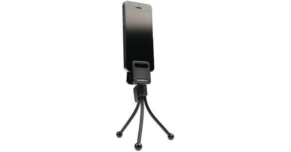 Camlink Selfie Smartphonestatief met clip