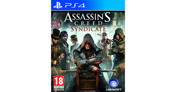 Assassin's Creed : Syndicate PS4