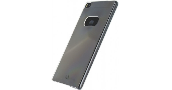 Mobilize Clear Cover Huawei P8 Zwart