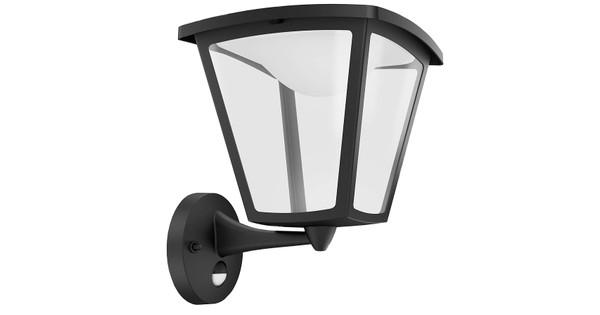 Philips myGarden Cottage Wandlamp met Bewegingssensor