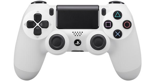 Sony Dualshock 4 Controller Glacier White Ps4