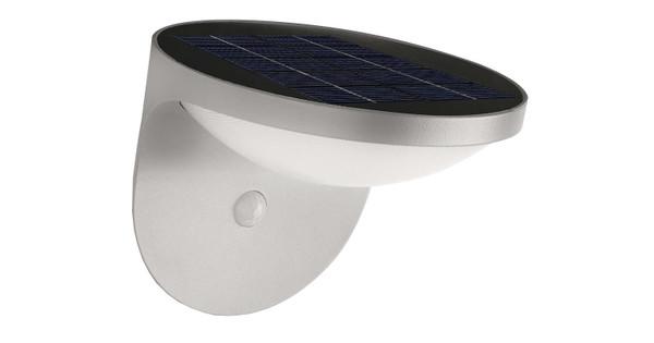 Philips myGarden Dusk Wandlamp met sensor Grijs