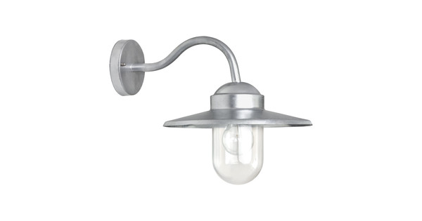 KS Verlichting Dolce Wandlamp Zilver