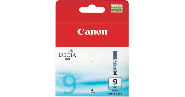 Canon PGI-9PC Photo Cyaan Ink Cartridge (Blauw) (1038B001)