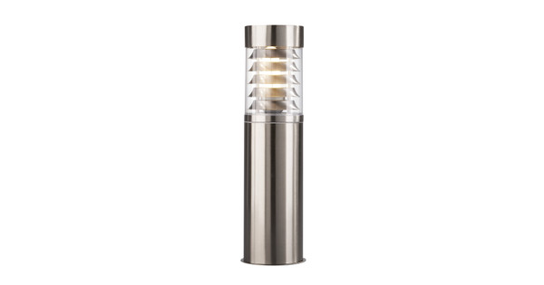 Massive Birmingham Sokkellamp 39,5 cm