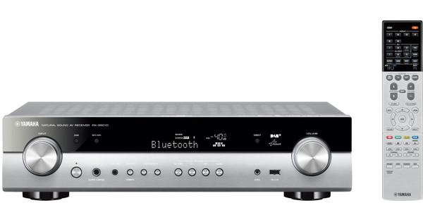 Yamaha RX-S601 DAB+ MusicCast Titanium