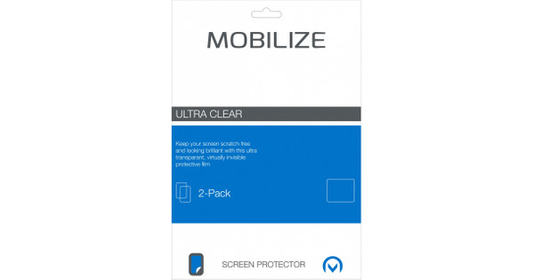 Mobilize Screen Protector Duo Pack Samsung Galaxy Tab S2 8.0