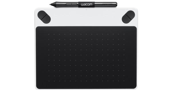 Wacom Intuos Draw White Pen Small