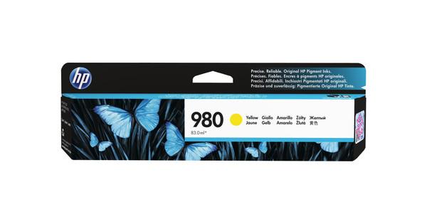HP 980 Cartridge Geel (D8J09A)