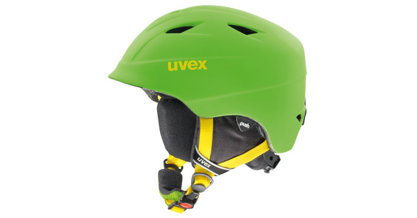 Uvex Airwing 2 Pro Applegreen Matte (52 - 54 cm) - Coolblue - Voor ... 4d358cae31e