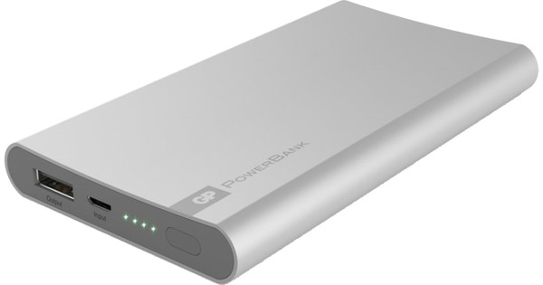 GP Portable Powerbank FP05 5.000 mAh Zilver