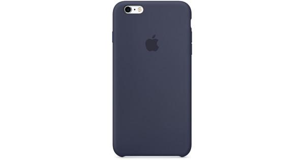 coque iphone 6 bleue silicone