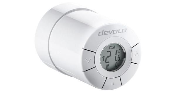 Devolo Home Control Thermostat pour radiateur