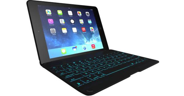 Zagg Keys Coque clavier pour iPad Air 2 AZERTY