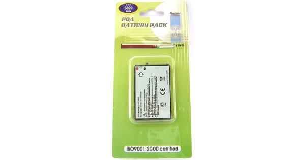 Veripart Battery HTC S620 1050 mAh + Thuislader