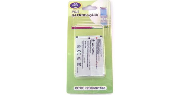 Veripart Battery HTC P3600 1350 mAh + Thuislader