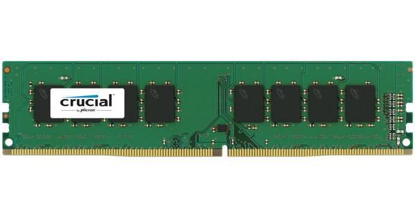 Crucial 8GB DDR4 DIMM 2133 MHz (1x8GB)