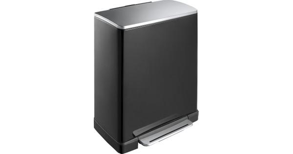 Eko Pedaalemmer 5 Liter.Eko E Cube 50 Liter Black