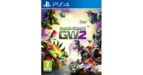 Plants vs. Zombies :Garden Warfare 2 PS4