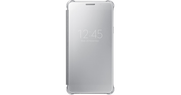Samsung Galaxy A5 (2016) Clear View Cover Zilver