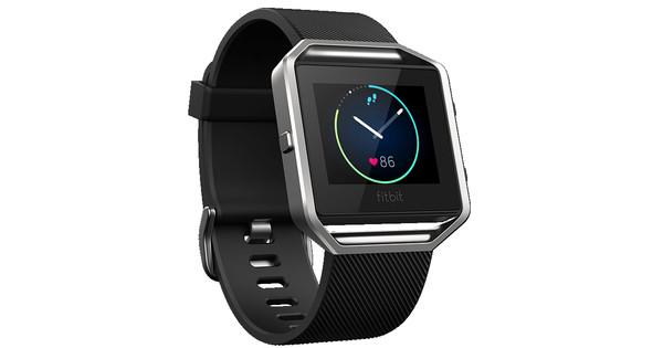 Fitbit Blaze Classic Black - L
